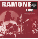 Vinyle Ramones - Live At The Old Waldorf San Francisco 31 January 1978