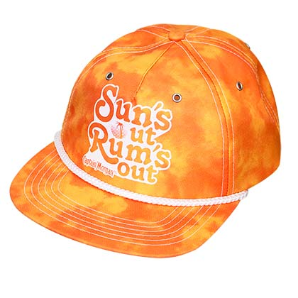 Casquette Captain Morgan - Sun's Out Rum's Out