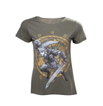 T-shirt The Legend of Zelda - Link at the Gate of Time