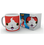 Yo-kai Watch mug Jibanyan Face