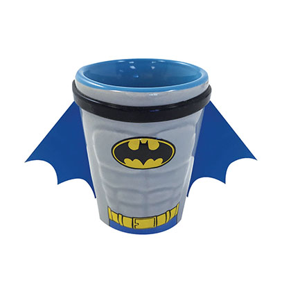 Verre à Shot Batman - Cape & Logo