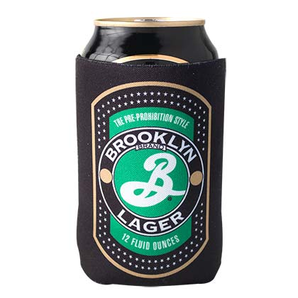 Koozie Brooklyn Brewery