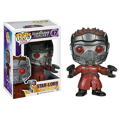 Figurine Guardians of the Galaxy