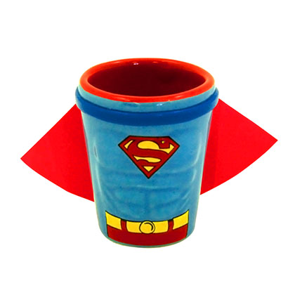 Verre à Shot Superman - Cape