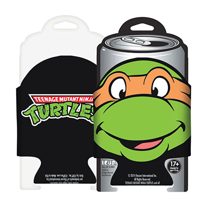 Koozie Tortues ninja