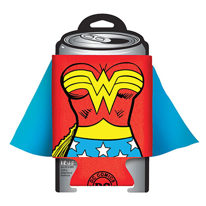 Koozie Wonder Woman - Cape
