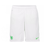 Short Wolfsburg Football club 2016-2017 Home (Blanc)