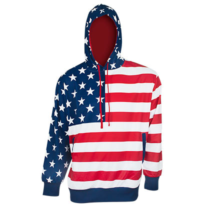 Sweat-shirt USA pour homme