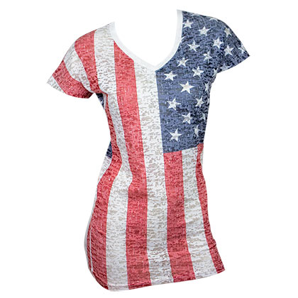 T-shirt USA - American Flag