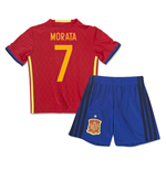 Maillot Espagne Football 2016-2017 Home