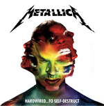 Vinyle Metallica - Hardwired To Self-Destruct (2 Lp)