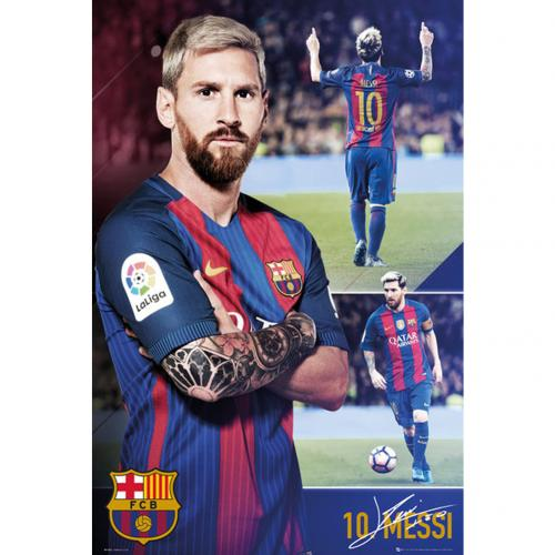 Poster FC Barcelone 250267