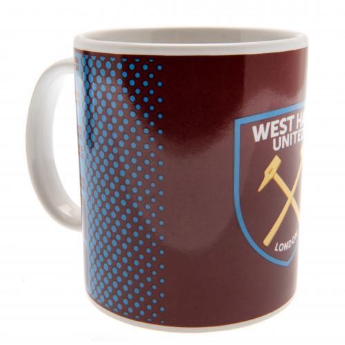 Officiel West Ham United Silicone Grip Tasse Voyage Boissons Thé Café Cadeau