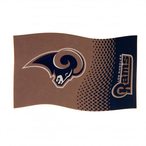 Drapeau Los Angeles Rams 250314