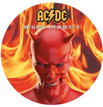 Vinyle Ac/Dc - Hot As Hell (Picture Disc)