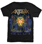 T-shirt Anthrax  250696