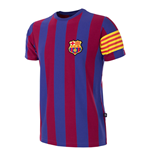T-shirt FC Barcelone Captain Retro | Blaugrana