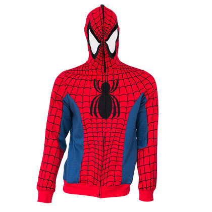 Sweat à Capuche Spiderman - Costume