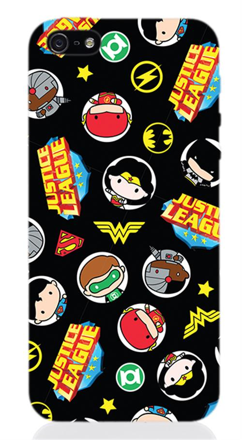 Étui iPhone Superheroes DC Comics 250950