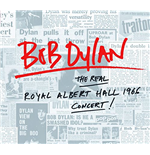 Vinyle Bob Dylan - The Real Royal Albert Hall (2 Lp)