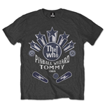 T-shirt The Who  pour homme - Design: Pinball Wizard Flippers