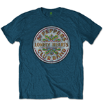 T-shirt The Beatles: Sgt Pepper Drum