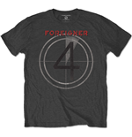 T-shirt Foreigner: 4