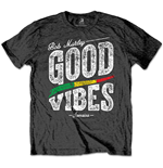 T-shirt Bob Marley: Good Vibes