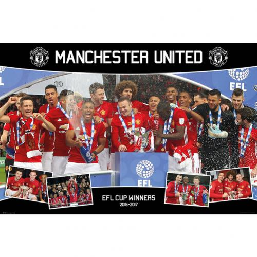 Poster Manchester United FC 251147