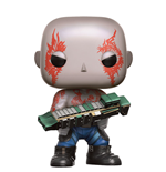 Les Gardiens de la Galaxie Vol. 2 Figurine POP! Marvel Vinyl Drax 9 cm