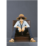 One Piece figurine Creator X Creator Monkey D. Luffy Special Color Version 12 cm