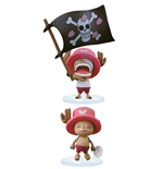 One Piece assortiment figurines Dramatic Showcase 6 cm Chopper (4)