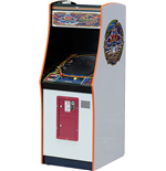 NAMCO Arcade Machine Collection Réplique 1/12 Galaga 14 cm