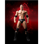 WWE figurine S.H. Figuarts The Rock 16 cm