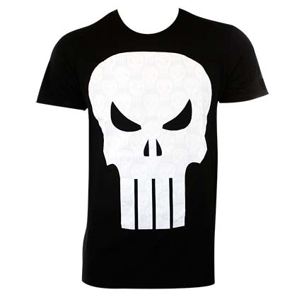 T-shirt The punisher - Little Stack