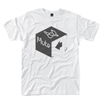 T-shirt Mute Records - Cube Logo