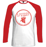 T-shirt Manches Longues 5 seconds of summer 251841