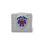 Portefeuille Double Volet The Legend of Zelda - Bouclier Link