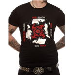T-shirt Red Hot Chili Peppers - Bssm