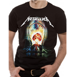 T-shirt Metallica - Exploded