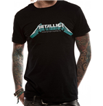 T-shirt Metallica - Mop Blue Poster