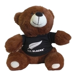 Ours en Peluche All Blacks