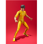 Bruce Lee figurine S.H. Figuarts Yellow Track Suit 14 cm