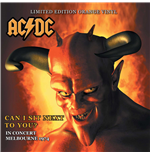 Vinyle Ac/Dc - Can I Sit Next To You?  In Concert - Melbourne 1974