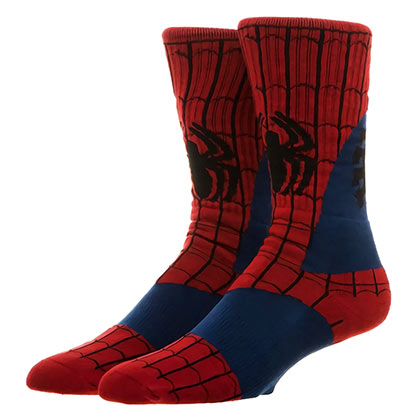Chaussettes Spiderman - Costume