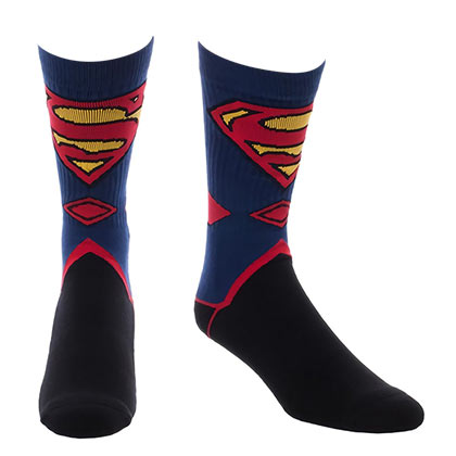 Chaussettes Superman - Costume