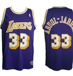 Maillot de Basket-ball Los Angeles Lakers Kareem Abdul-Jabbar