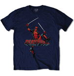 T-shirt Deadpool 252424