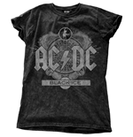 T-shirt AC/DC: Black Ice