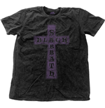 T-shirt Black Sabbath: Vintage Cross